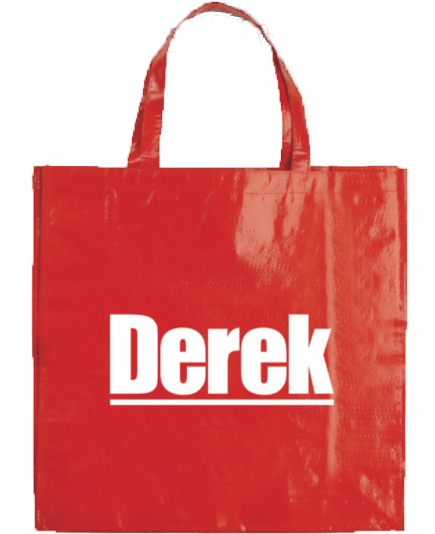 Derek shopper